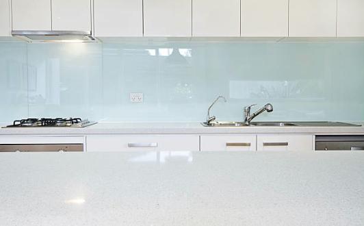 cubiertas de vidrio para cocina
