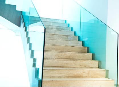 brandales de escaleras