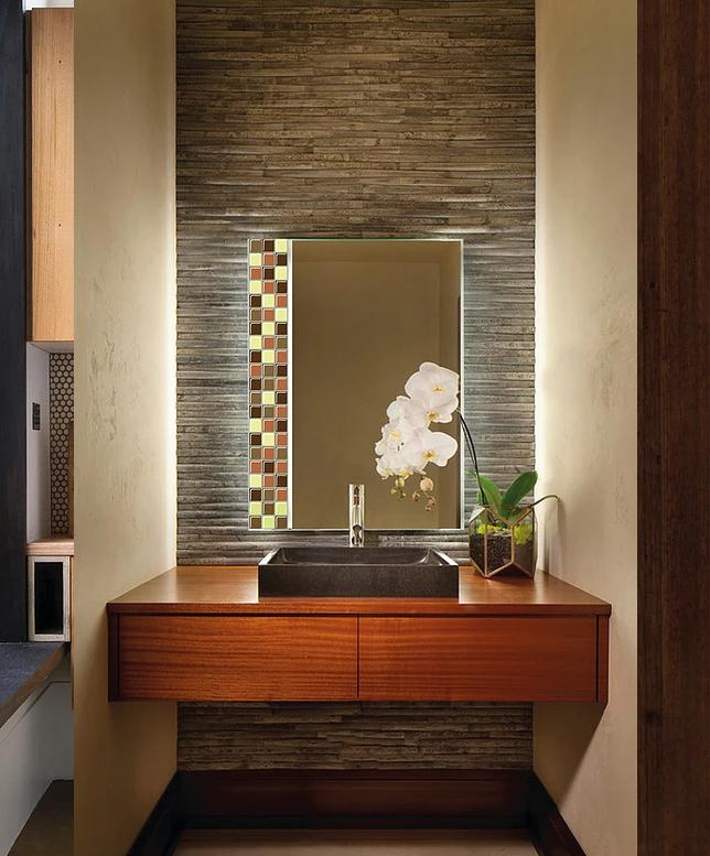 espejo para baño moderno